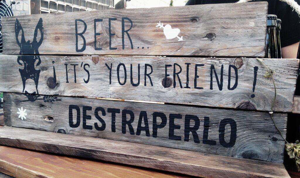 Cervezas Destraperlo