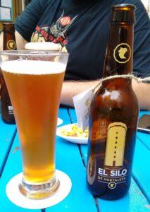 Cerveza Silo de Hortaleza
