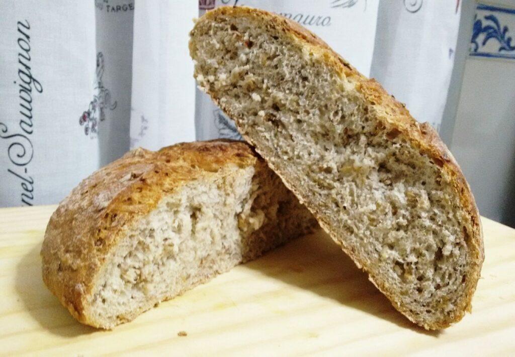 Receta de pan de bagazo