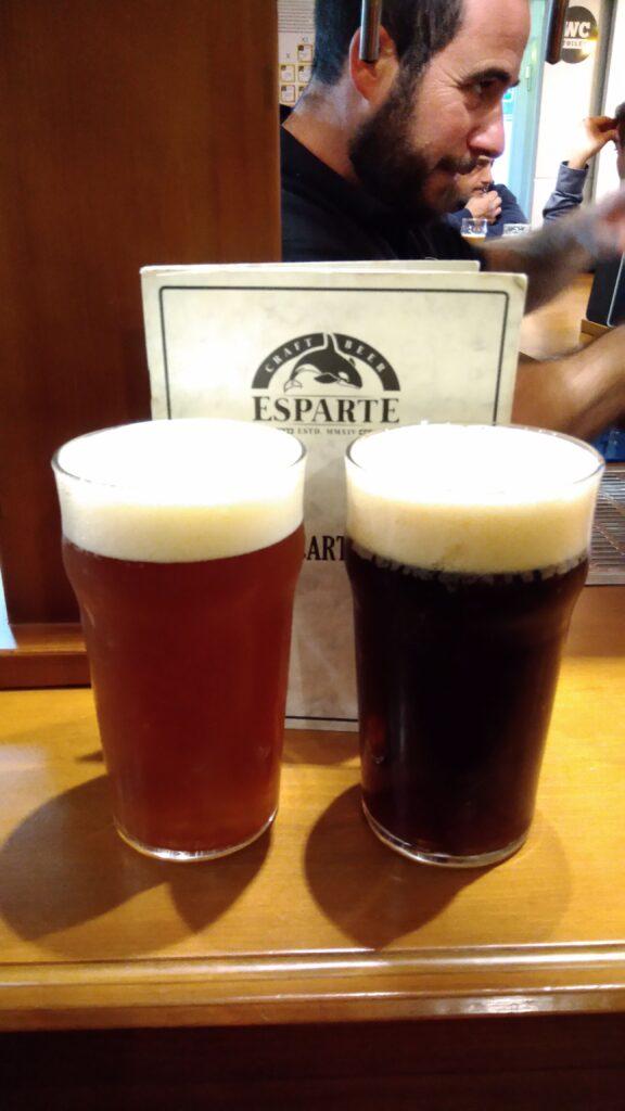 Cervecería Esparte