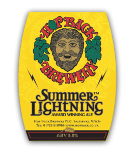 Hop Back Brewery - Summer Lightning