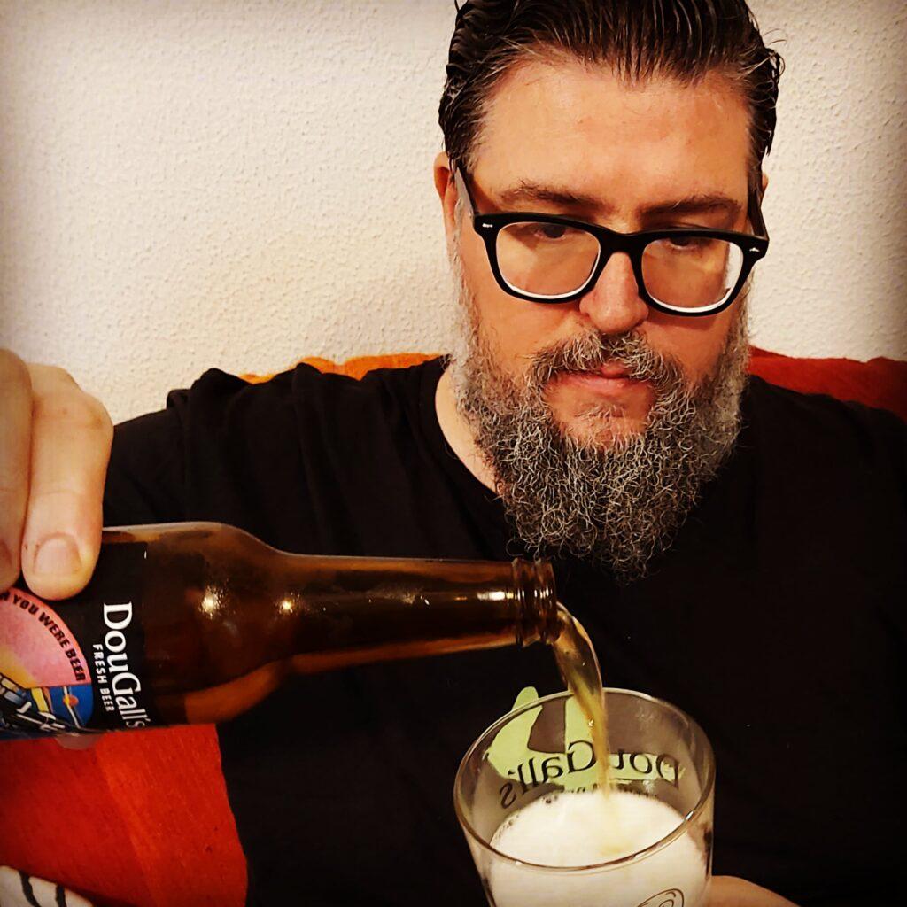 Wish You Were Beer by Cervezas Dougalls & Malandar Craft Beer