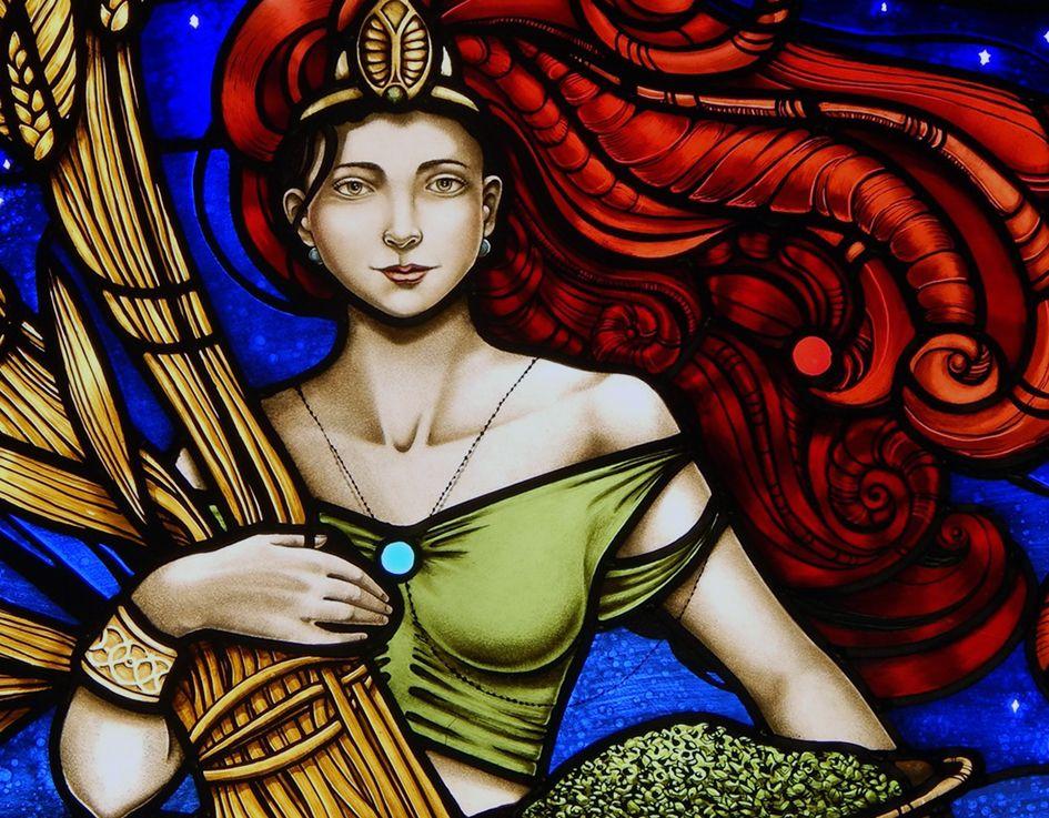 Diosa de la cerveza Ninkasi - la mujer en la historia de la cerveza