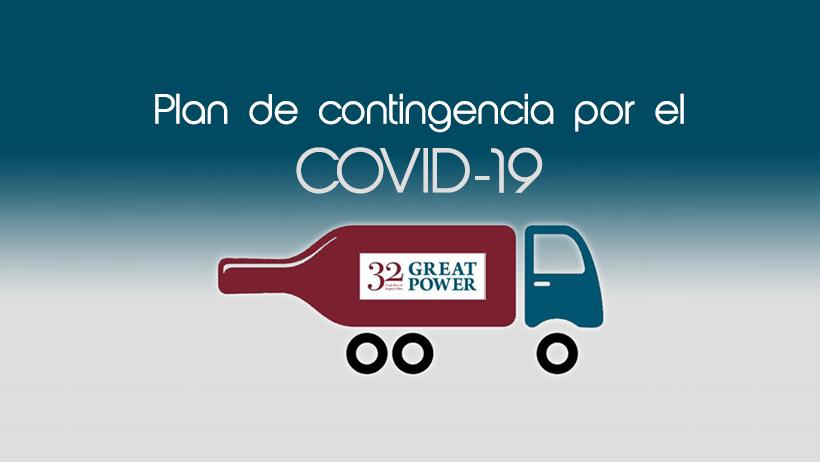 32 Great Power y la unión del comercio local contra el COVID-19