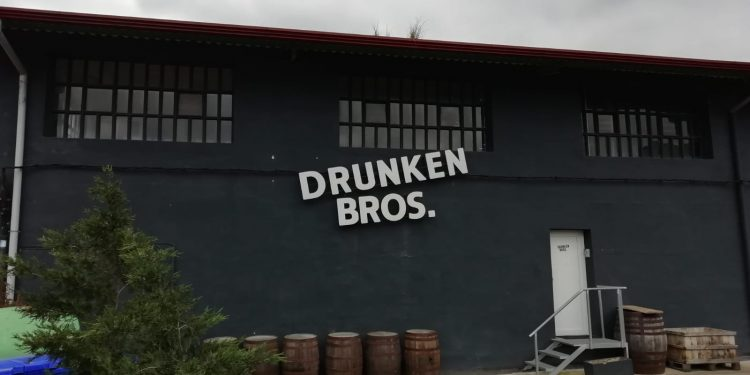 Nueva Fábrica Drunken Bros